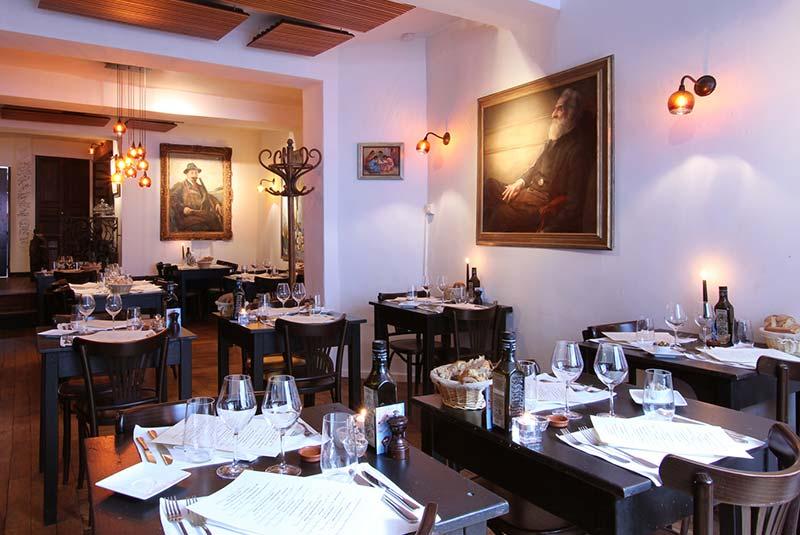 رستوران های بلژیک
