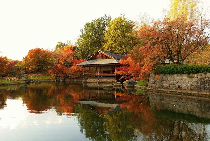 باغ ژاپنی بلژیک