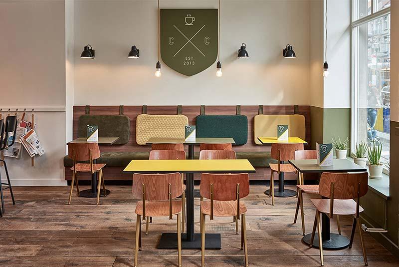 کافه های بروکسل