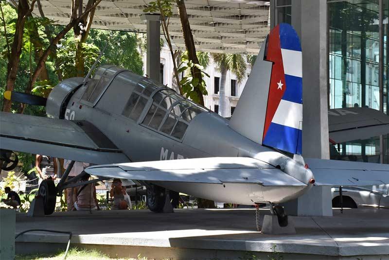 موزه انقلاب کوبا