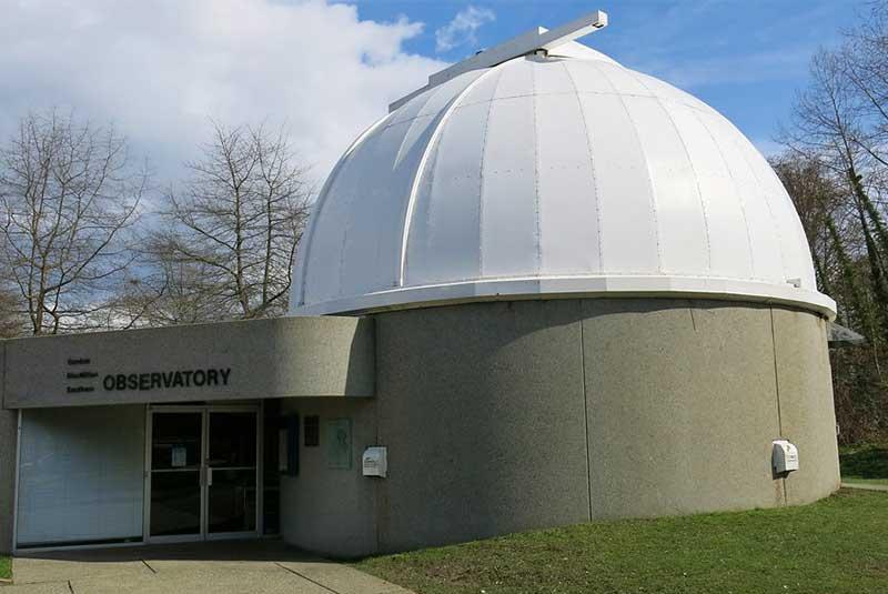 رصدخانه ونکوور