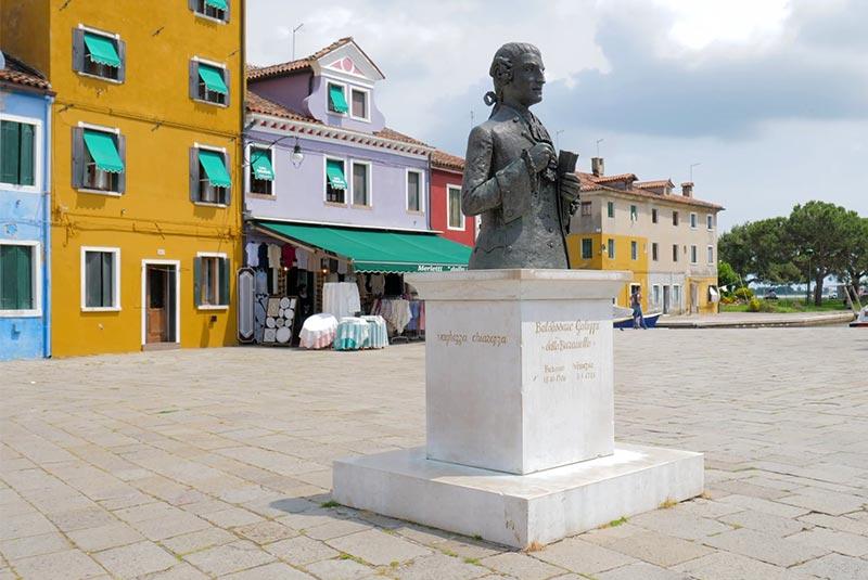مجسمه گالوپی بورانو