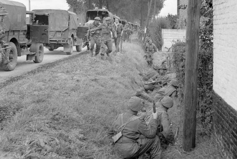 بروکسل جنگ جهانی دوم