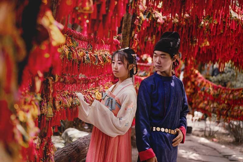 فستیوال کیکسی چین