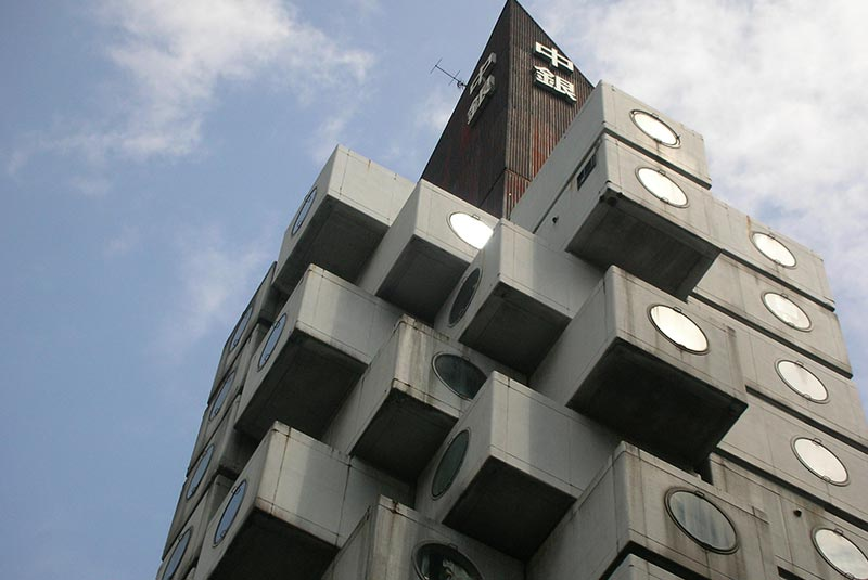 معماری توکیو