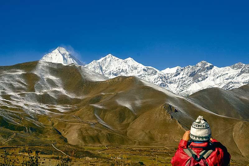 کالی گانداکی نپال