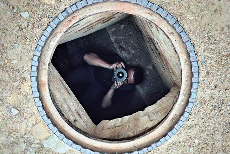 تونل های زیرزمینی کیپ تاون