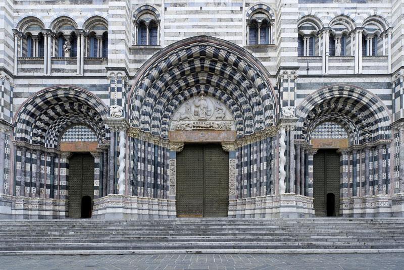 جاذبه های جنوا ایتالیا