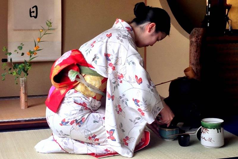 سنت های کیوتو