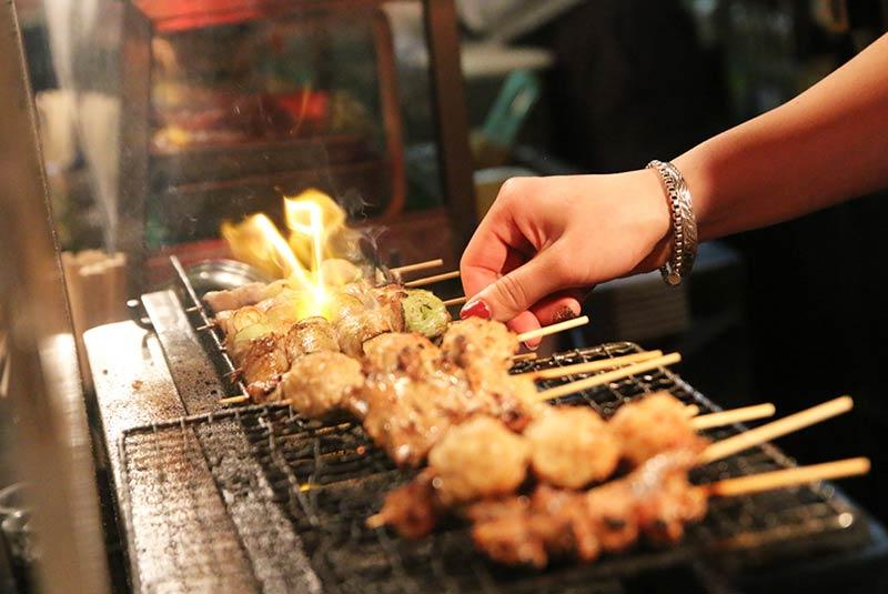 غذاهای توکیو