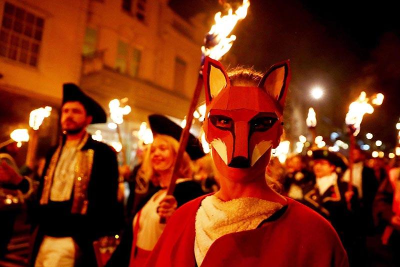 فستیوال آتش بزرگ بریتانیا