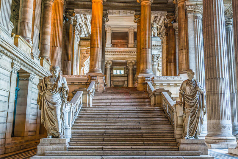 کاخ عدالت بروکسل