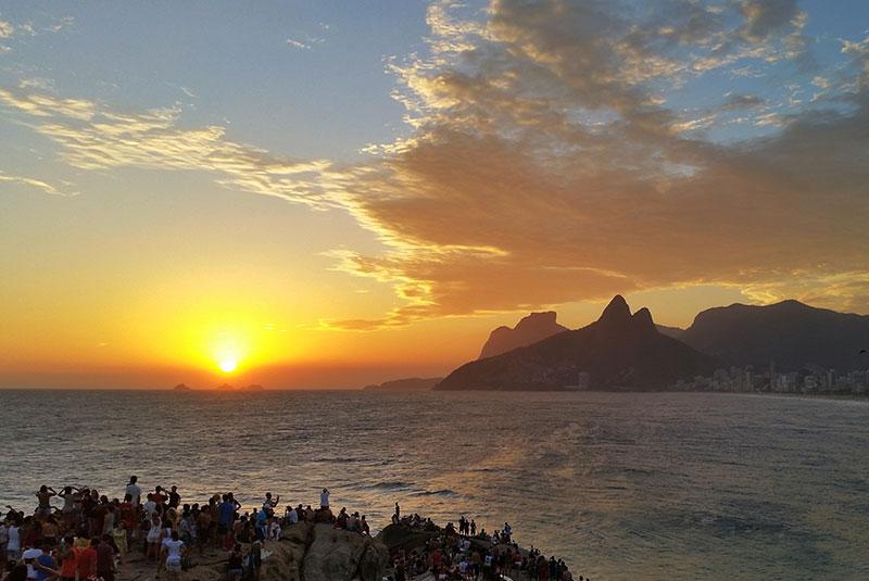 سفر به برزیل