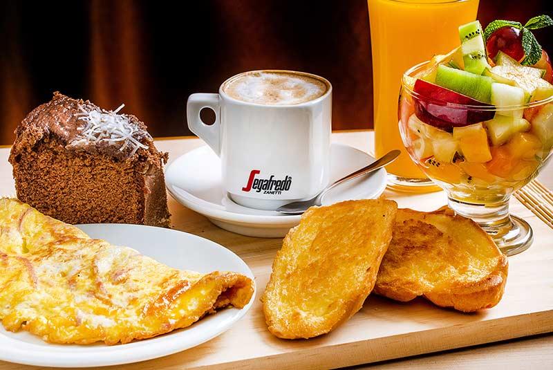 صبحانه در ریودوژانیرو