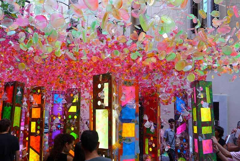 فستیوال های اسپانیا