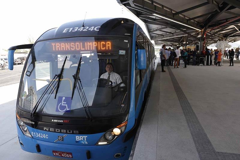 اتوبوس های ریو