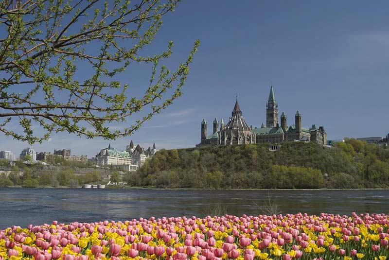 آوریل در کانادا