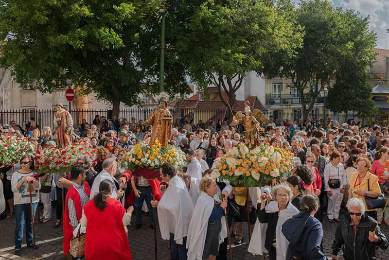 فستیوال روز سنت آنتونی پرتغال