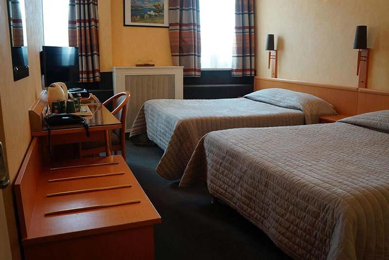 هتل های ارزان بروکسل