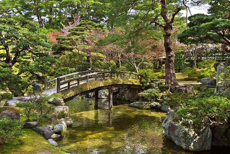 باغ های کیوتو