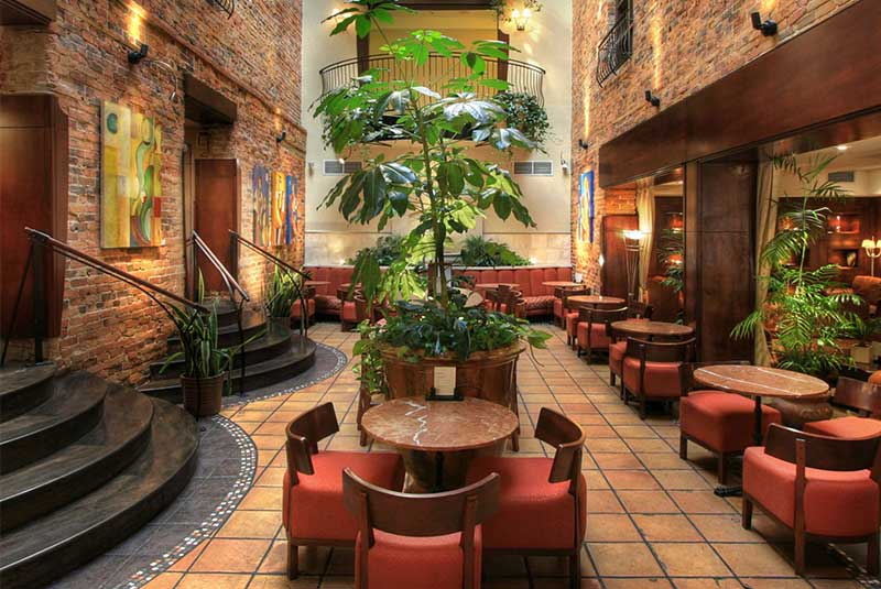 هتل های محله قدیم مونترال