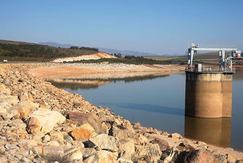 بحران آب در کیپ تاون