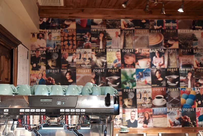 کافه های کبک