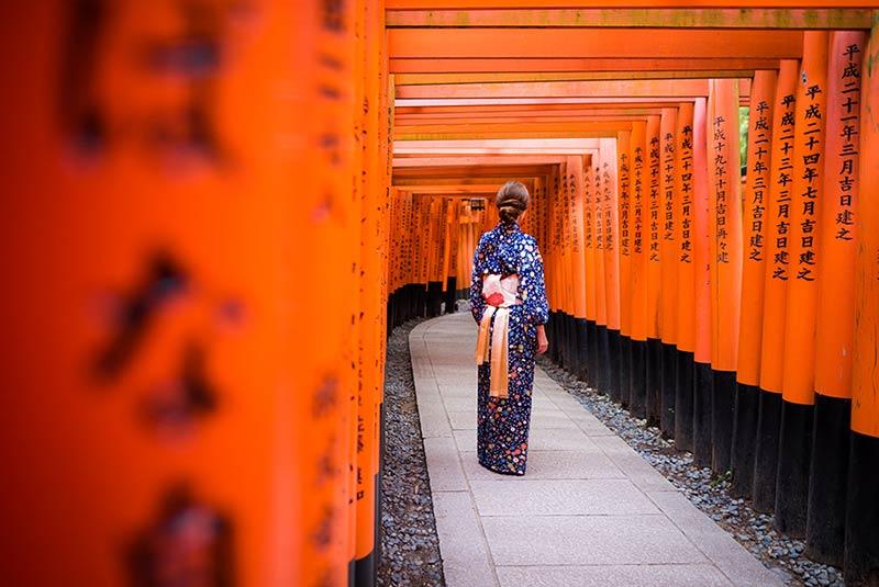 بازدید از کیوتو