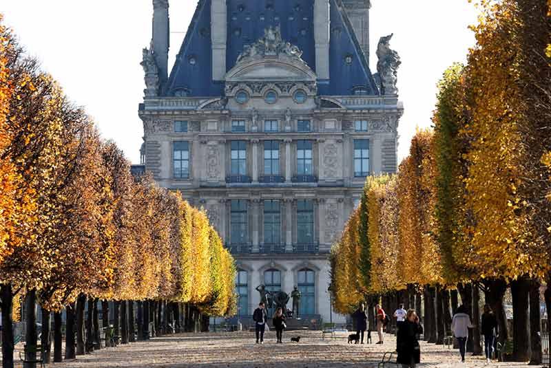 باغ تویلری پاریس