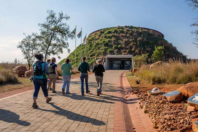 مرکز فسیل آفریقای جنوبی