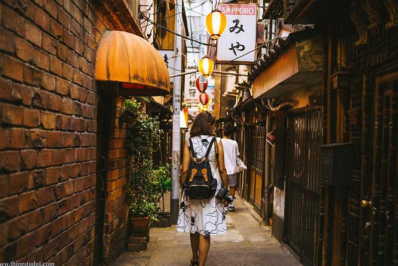 محلیه شیبویا توکیو