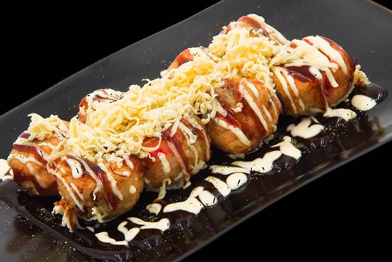 غذاهای ژاپنی اوزاکا