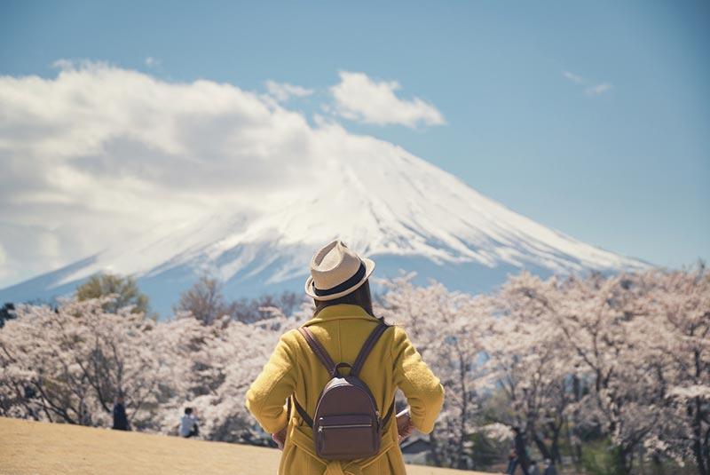 کوه فوجی توکیو