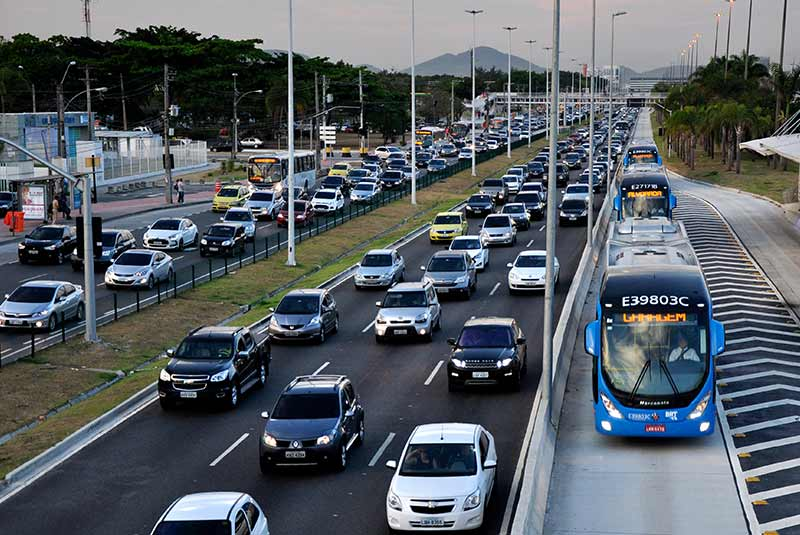 آتوبوس های تندرو ریو