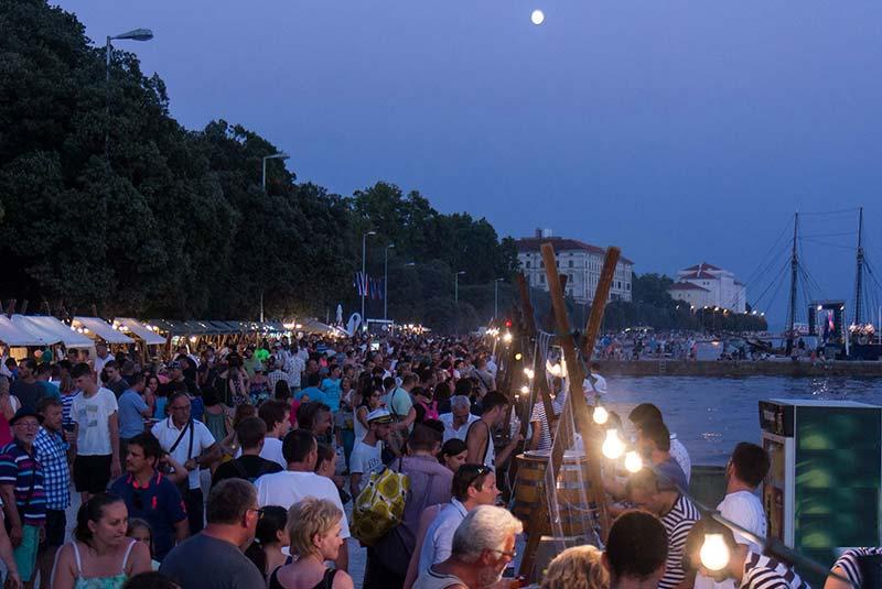 فستیوال های کرواسی