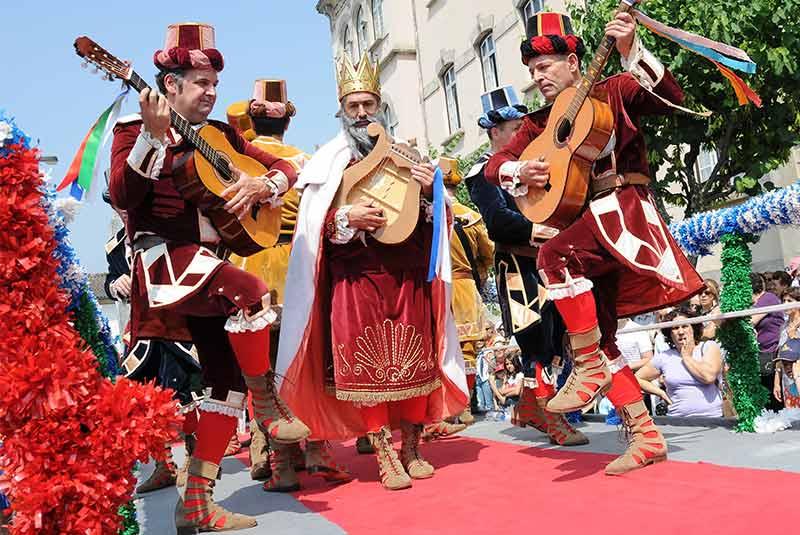 فستیوال سنت جان پرتغال