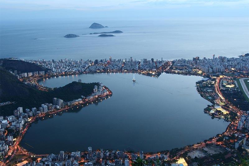 سفر تنهایی به ریو