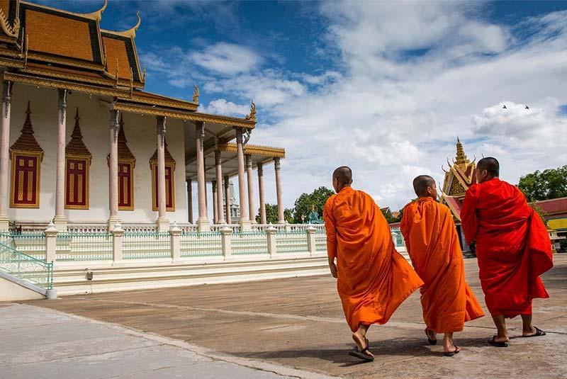 هوم استی در کامبوج