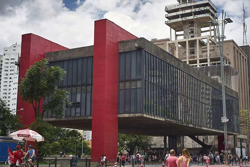 موزه های سائوپائولو
