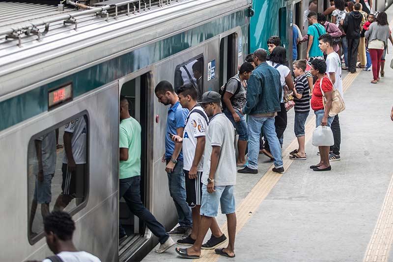 قطارهای ریودوژانیرو