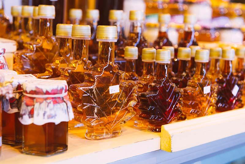 شربت افرا در مونترال