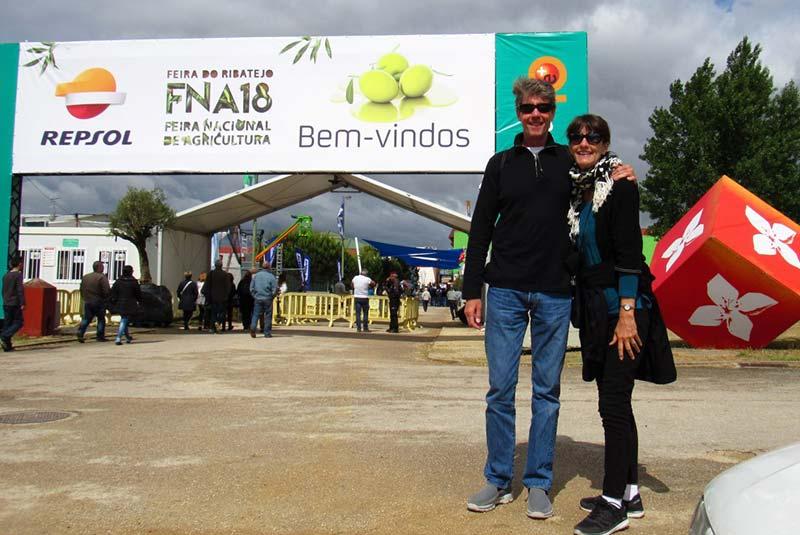 جشنواره ملی کشاورزی پرتغال
