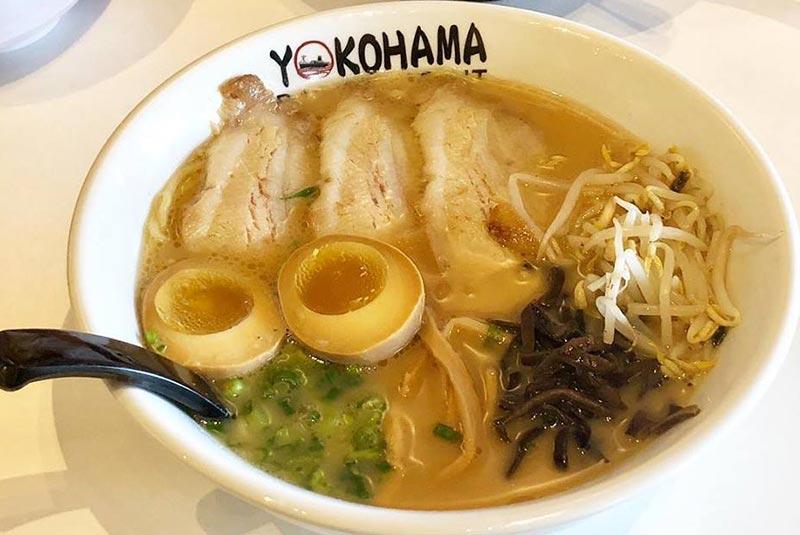 رامن یوکوهاما