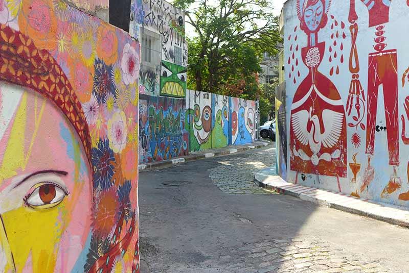 هنر خیابانی سائوپائولو