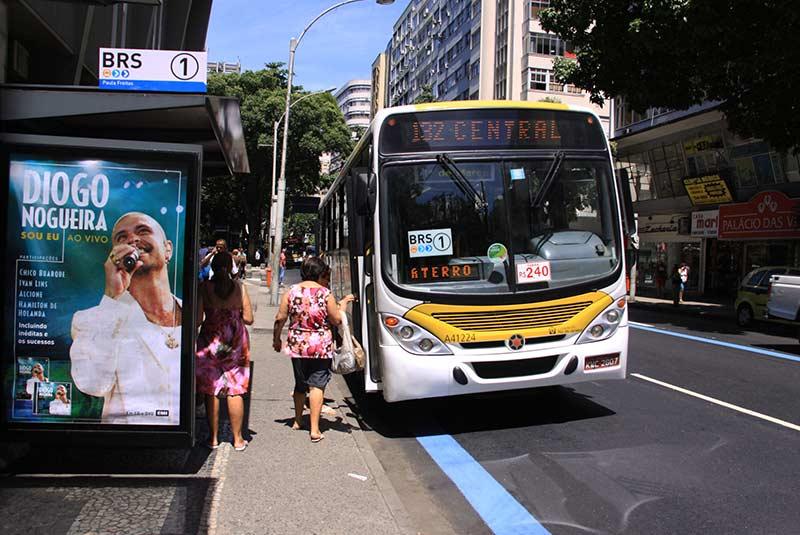 اتوبوس در ریو