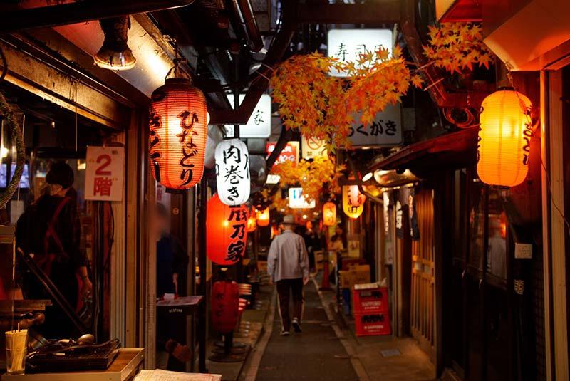 کوچه خاطره توکیو