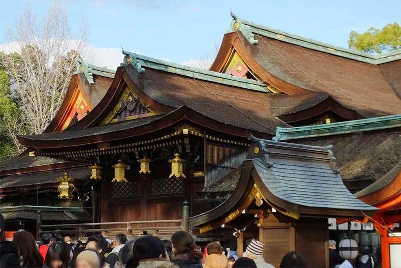 معبد تنمانگو اوزاکا
