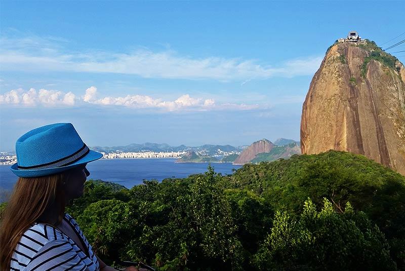 سفر تنهایی به ریودوژانیرو