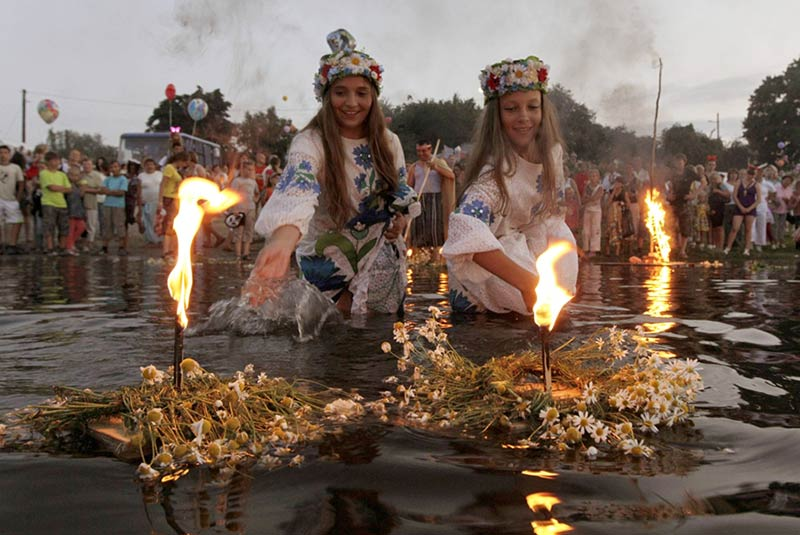 فستیوال های روسیه