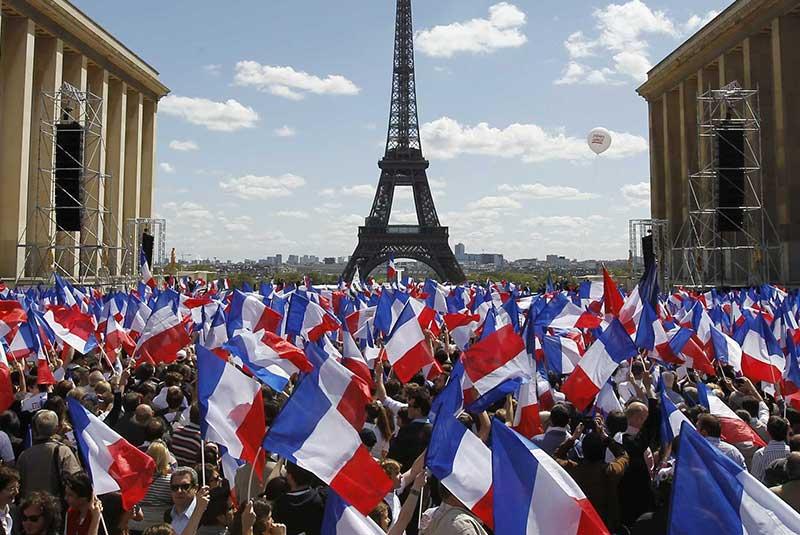 فستیوال های فرانسه